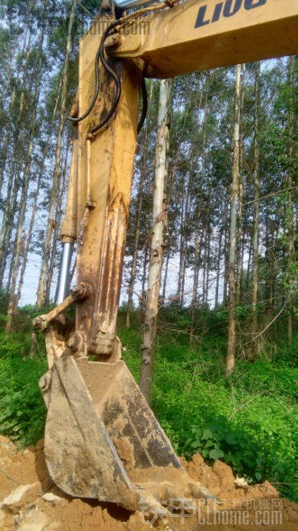 柳工 922LC 二手挖掘机价格 31.5万 8000小时