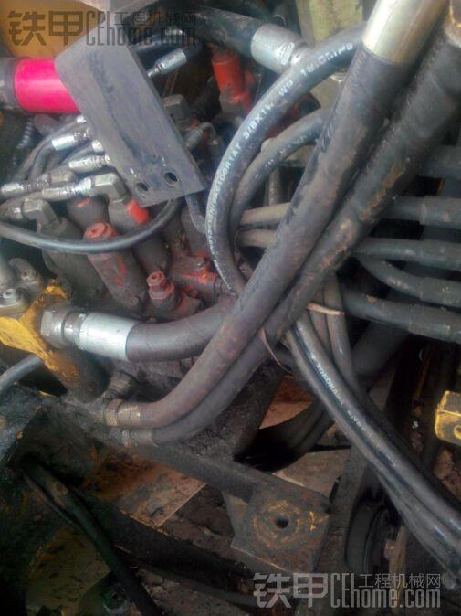 根号贰,关于柳工915D发动机高温的后续报道