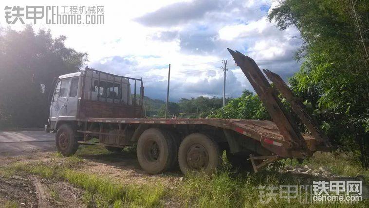 茂名出售乘龙拖车。-帖子图片