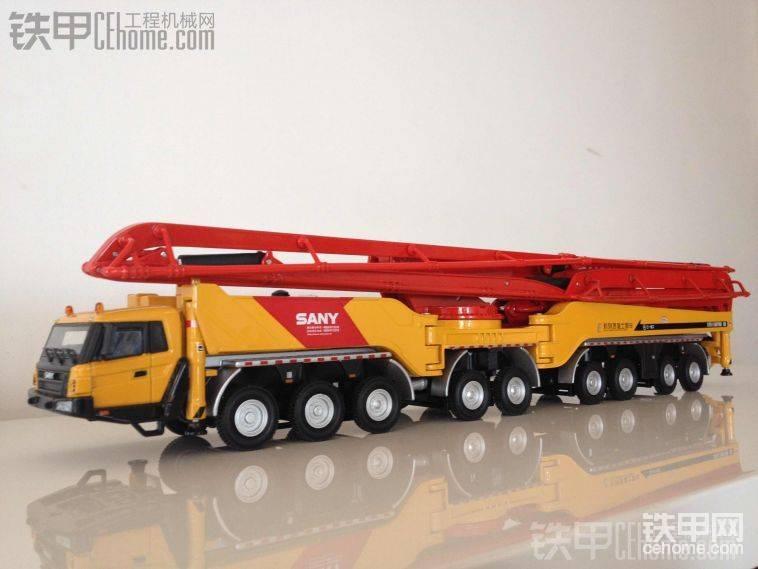 三一重工/86米E系列混凝土泵車-帖子圖片