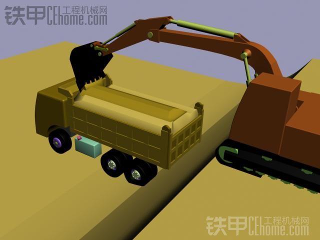装车时应该先装货箱的前面还是先装货箱的后面?