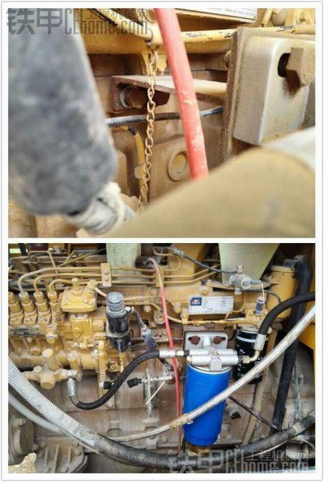 加装油水分离器