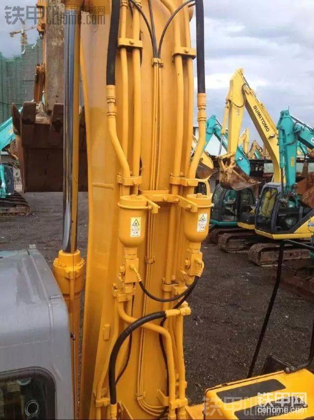 加藤 HD820V 二手挖掘机价格 57万 3200小时帖子图片