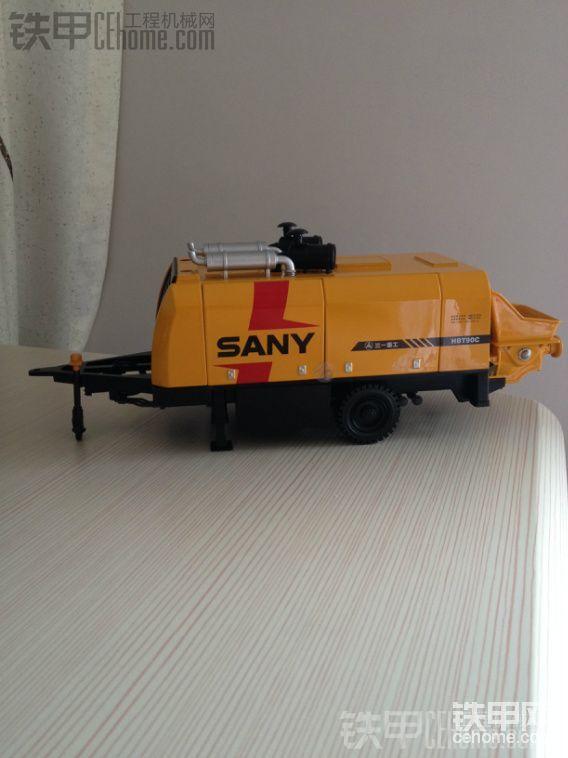 三一混凝土拖泵-帖子图片