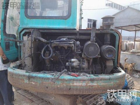 开元挖掘机发动机改装:2000小时使用报告