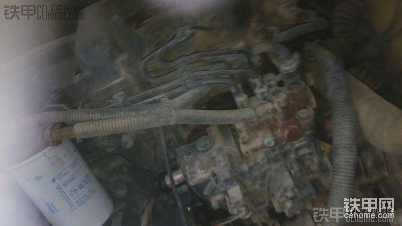 卡特重工 CT85-7B 二手挖掘机价格 10万 6500小时-帖子图片