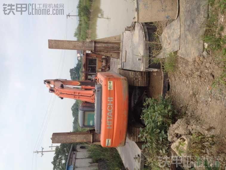 求购定位桩挖泥船