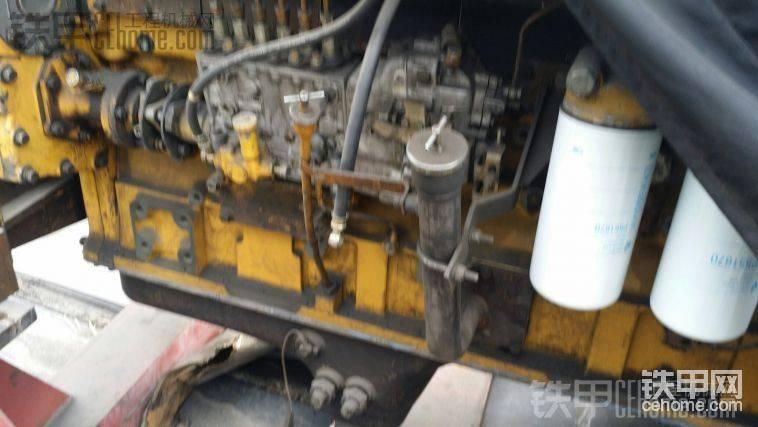 小松s6D170发机,用于D375
