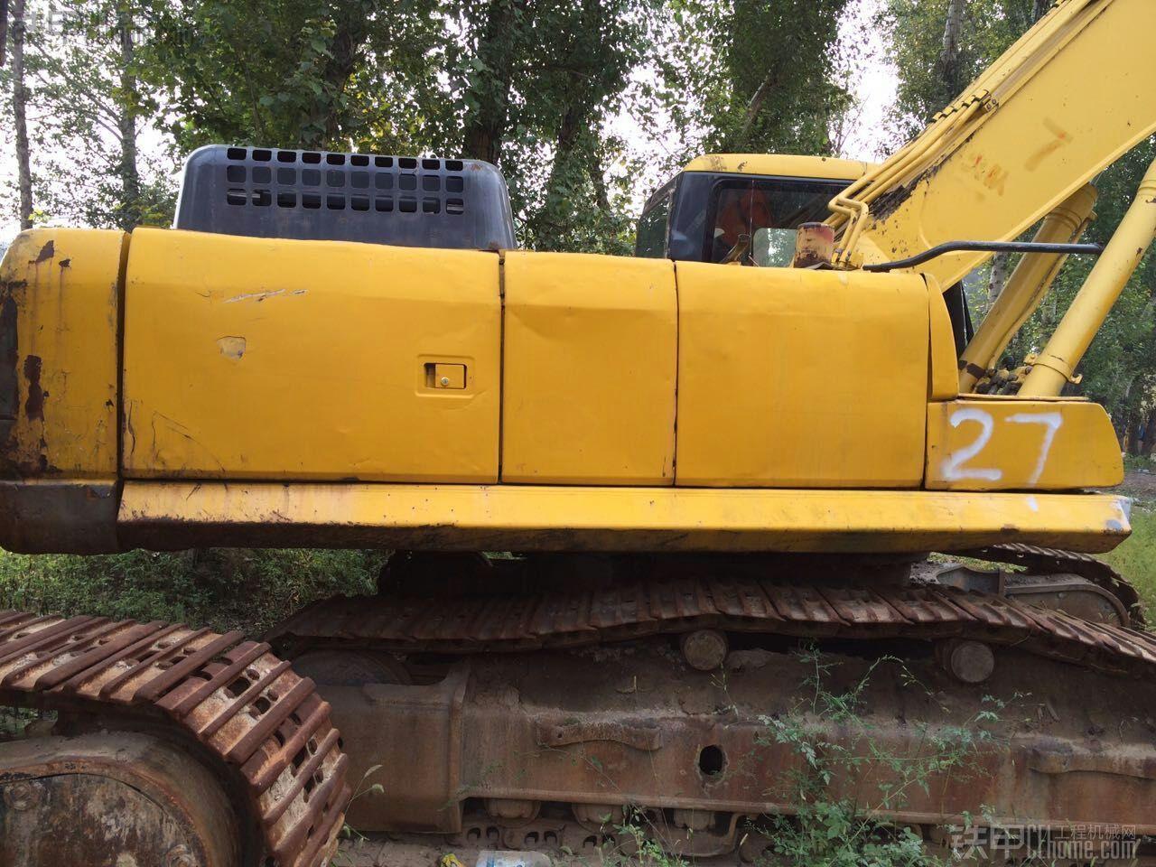 小松 PC360-7 二手挖掘机价格 36万 8000小时