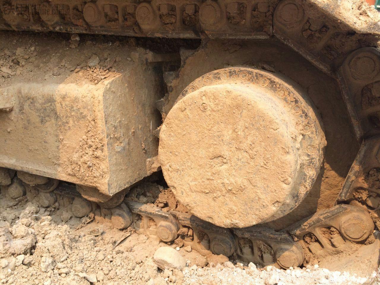 现代 R335LC-7 二手挖掘机价格 36万 6500小时