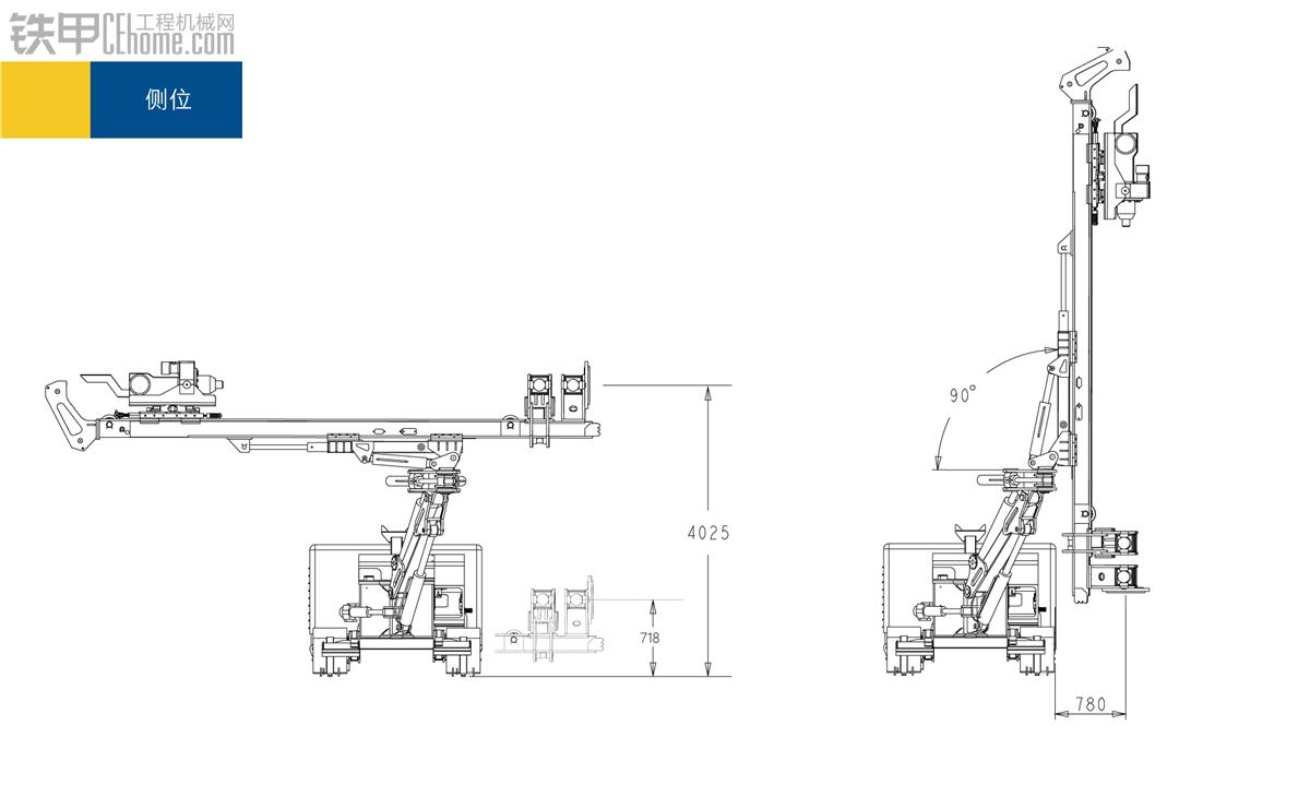 卡萨阁兰地:c6 xp //多功能锚杆钻机 . 设计图纸