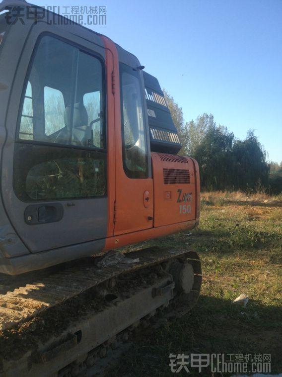 日立 ZX120 二手挖掘机价格 37万 5000小时