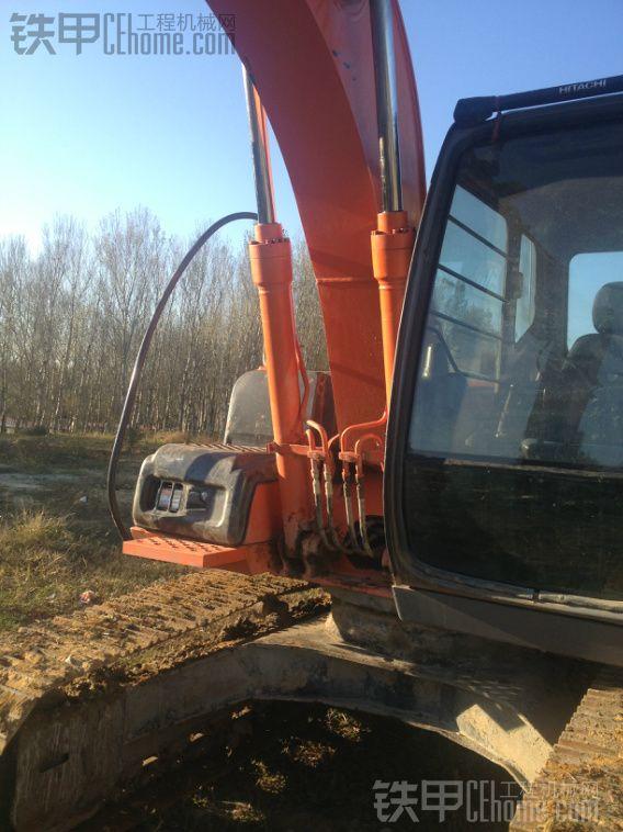 日立 ZX120 二手挖掘机价格 37万 5500小时