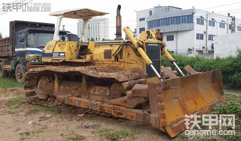 小松 D60P-11 二手推土机价格 47万 5000小时