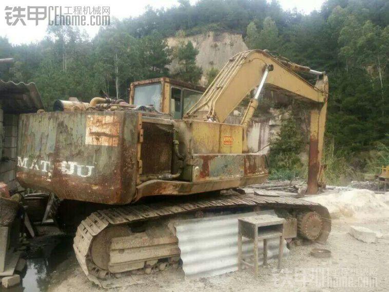 小松 其他 二手挖掘机价格 3.3万 20000小时