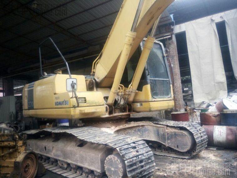 小松 其他 二手挖掘机价格 37万 2134小时