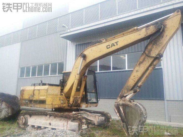 卡特彼勒 其他 二手挖掘机价格 21万 15000小时
