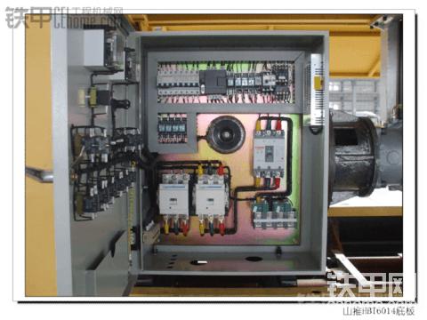 混凝土输送泵电控柜