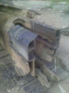 引导轮护板/涨紧装置维修