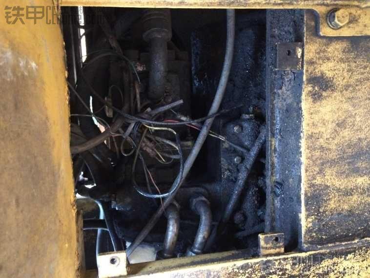 柳工ZL50C的变速箱问题。
