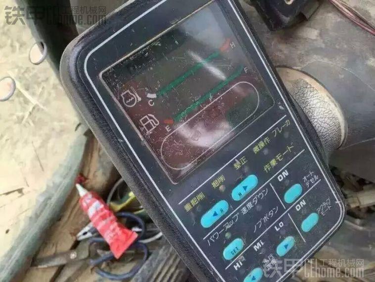 小松 PC220-6 二手挖掘机价格 9.5万 2221小时
