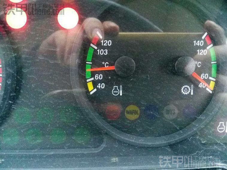 油温这么低,正常吗?