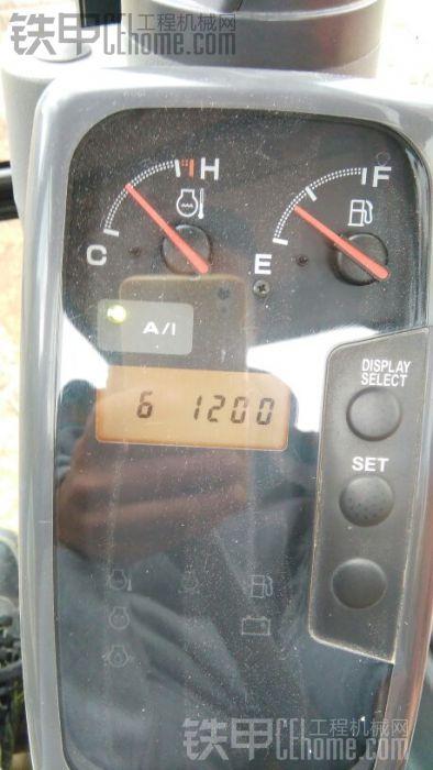 终于知道日立70如果看转速了
