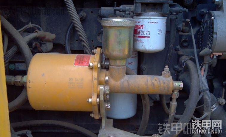 装载机刹车核心部品介绍-加力泵-帖子图片