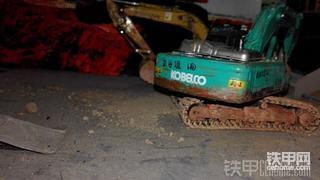 杉田工業(株)模型 第二季特集!!PC200-5 & SK330-8