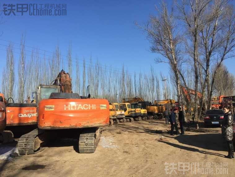 【回家过年】山西忻州工程机械市场走访