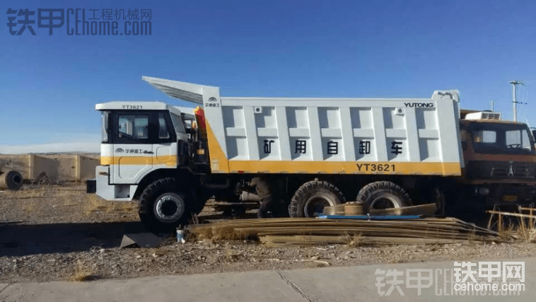 矿用宽体自卸车的价格