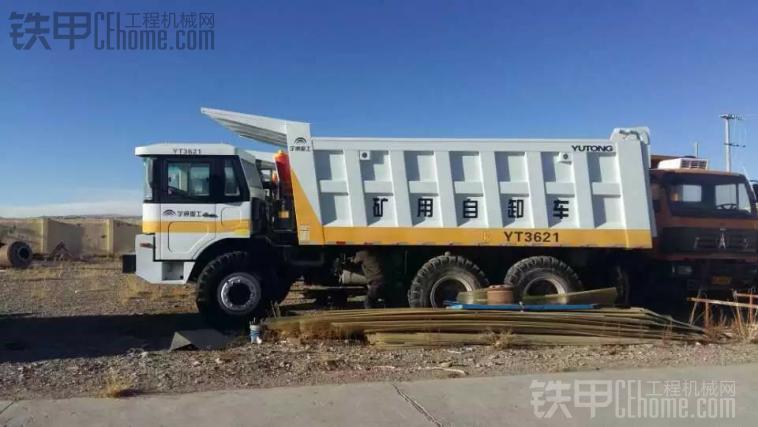 询价并出售几辆矿用宽体自卸车