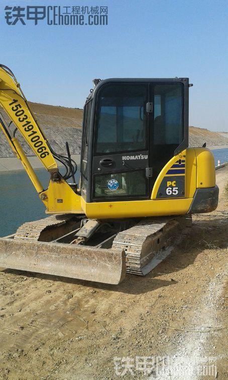 小松 PC56 二手挖掘机价格 21万 3100小时