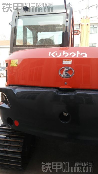 久保田175跟卡特307E