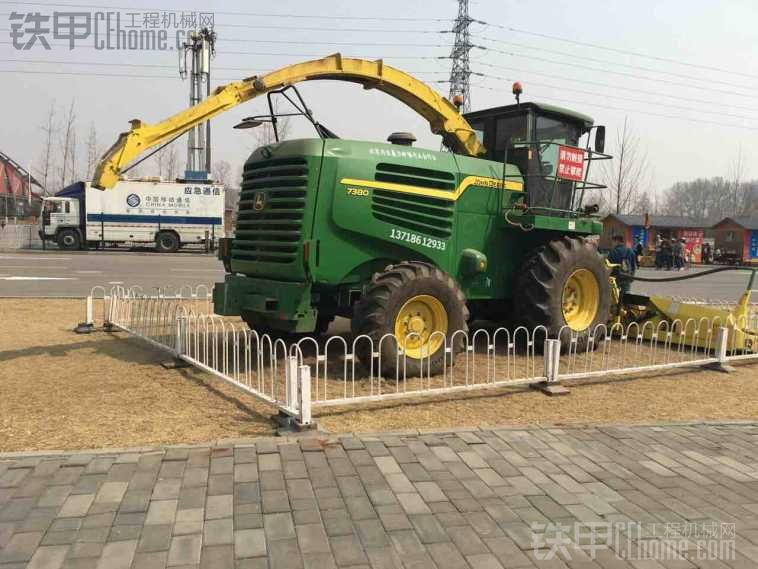 第四届北京农业嘉年华之偶遇