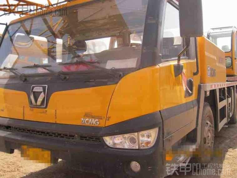 徐工25吨2013年车出售