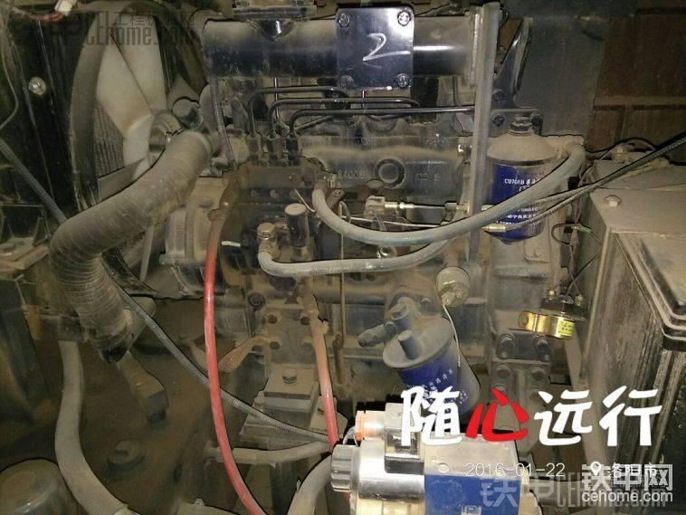 轉讓三噸單鋼輪壓路機-帖子圖片