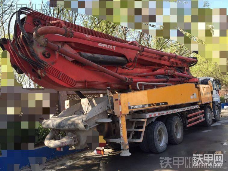 出售08年三一48米泵车 车况一流18515668697