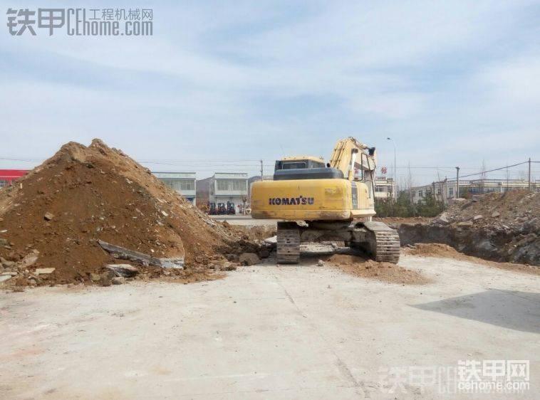 挖掘机模型-帖子图片