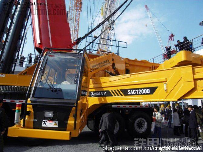 三一重工SAC12000