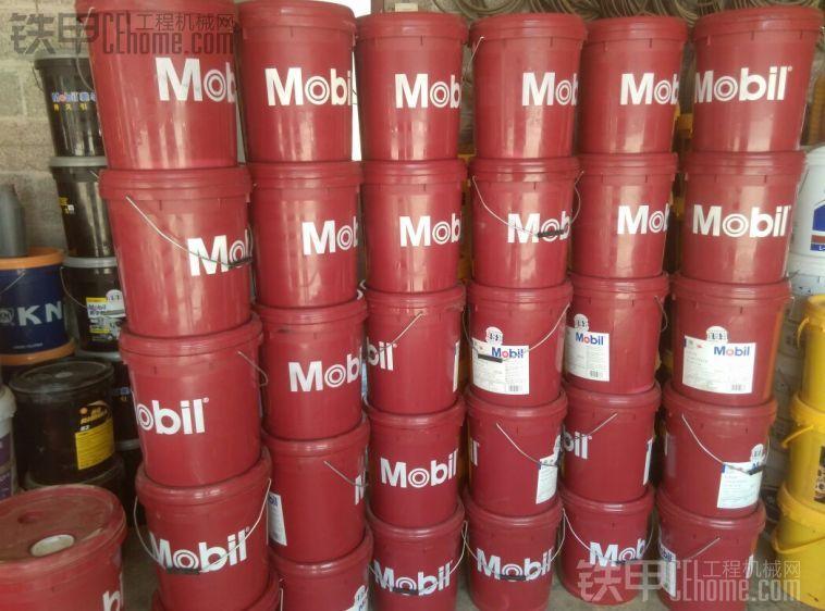 美孚液压油跟机油都是什么价位?
