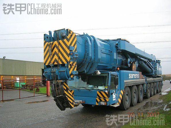 利勃海尔LTM1500-8.1