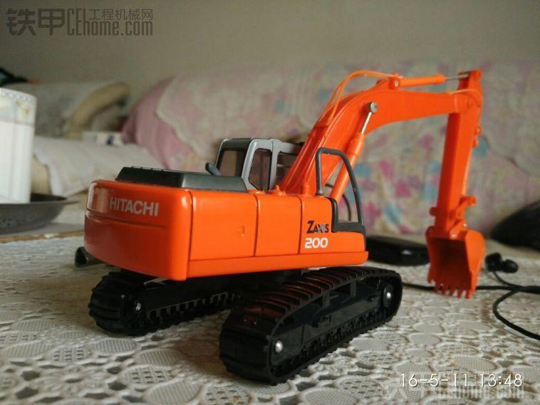 日历Zx200-1模型