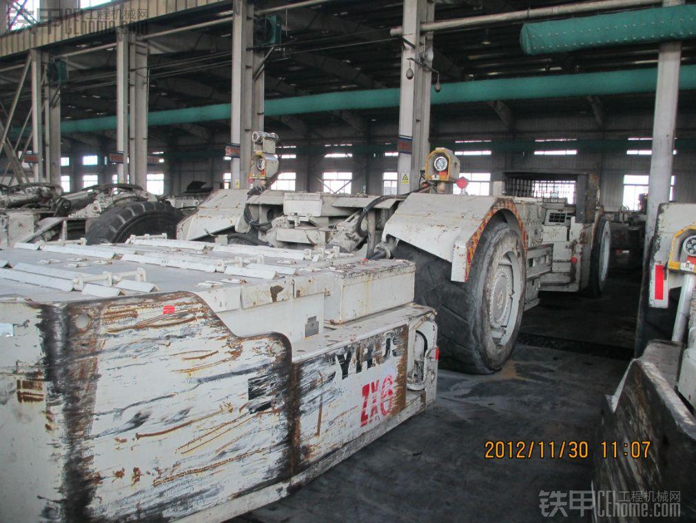 CAT-vt680-井下钢铁神龙手术记
