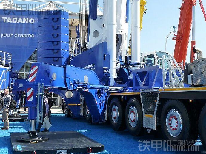 Tadano 新吊车 ATF 600G-8