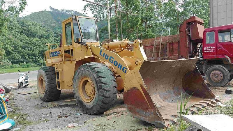 柳工 ZL50C 二手装载机价格 10万 8000小时-帖子图片