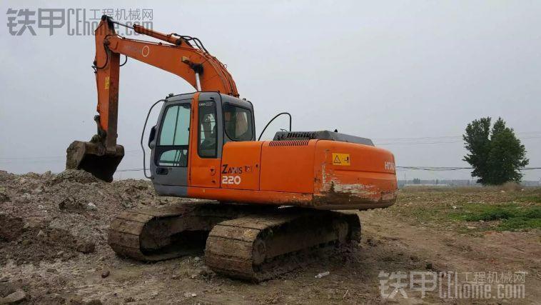 日立 ZX200-6 二手挖掘机价格 19.5万 18000小时