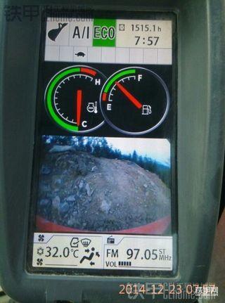 到底多省油?日立ZAXIS 200-5G挖掘机使用报告