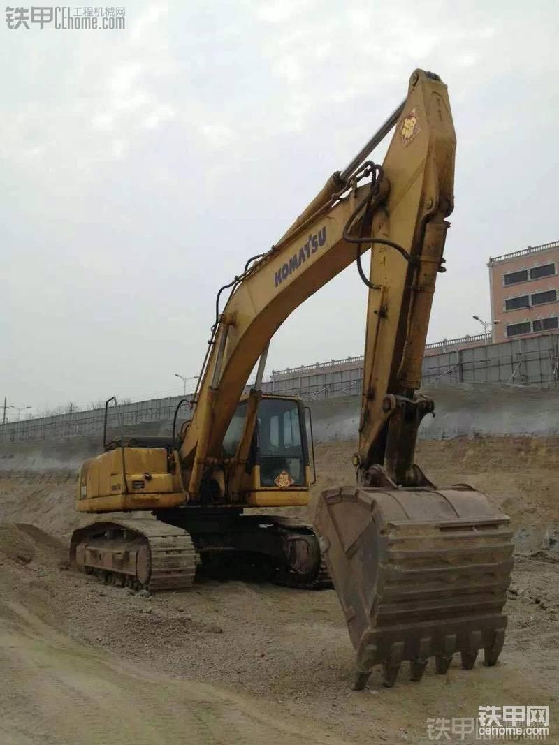 小松PC300-7   二手挖掘机 34万急售帖子图片