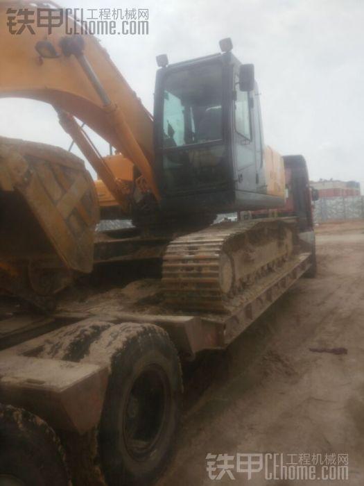 现代 R225LC-7 二手挖掘机价格 34万 7210小时
